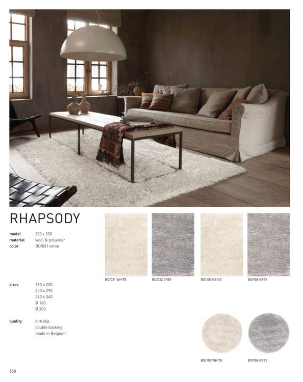 RHAPSODY 031 WHITE