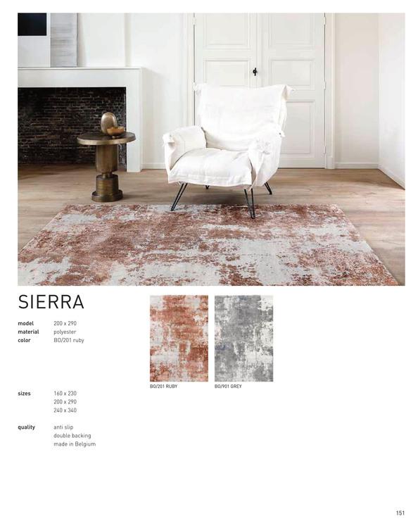 SIERRA  201 RUBY