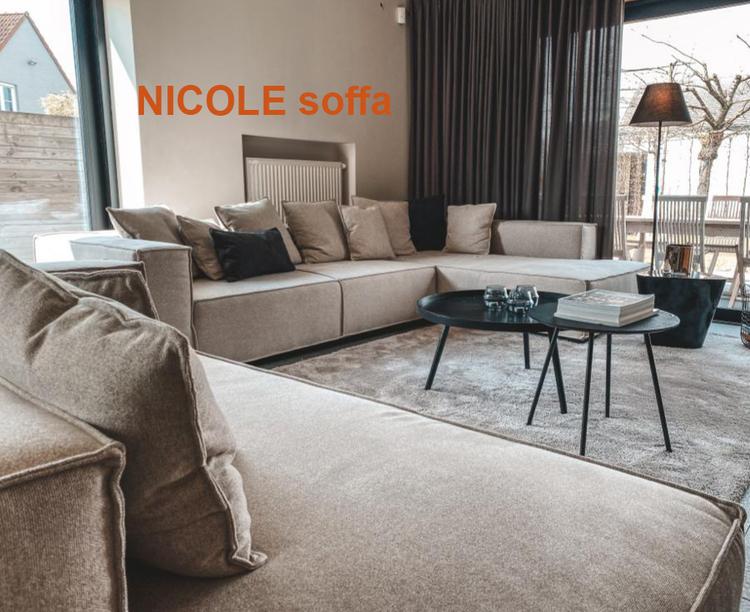 NICOLE 3 Seater