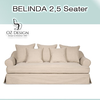 BELINDA 2,5 seater
