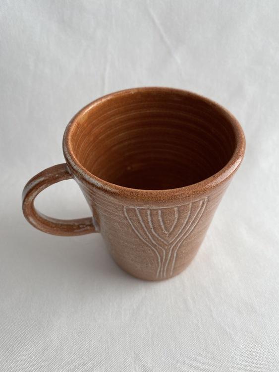 Terrakotta Kaffekopp