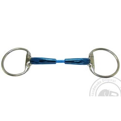 Bomber Eggbutt, Snaffle cable 14mm tjocklek