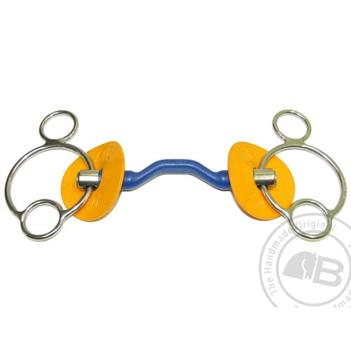 Bombers 2 1/2-ring, Bomber Blue