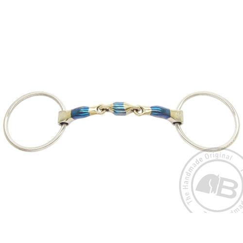 Bombers Loose ring, Elliptical Lock Up 10 mm tjocklek