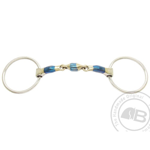 Bombers Loose ring, Elliptical Lock Up 14 mm tjocklek