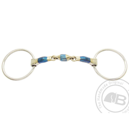 Bombers Loose ring, Elliptical Lock Up12 mm tjocklek