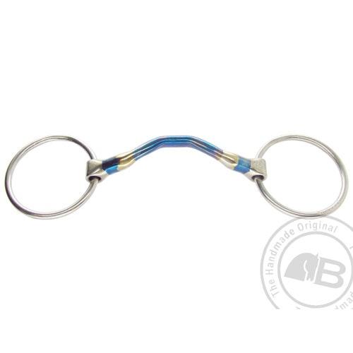 Bombers Loose ring, Happy Tongue 12/07 mm tjocklek