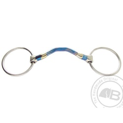 Bombers Loose ring, Happy Tongue 12/08 mm tjocklek
