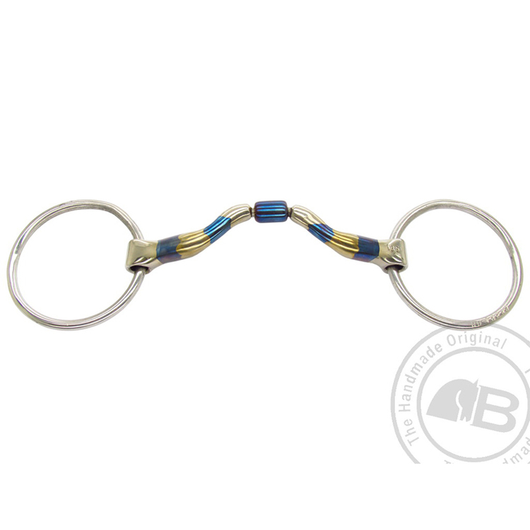 Bombers Loose ring, Ported barrel 12 mm tjocklek