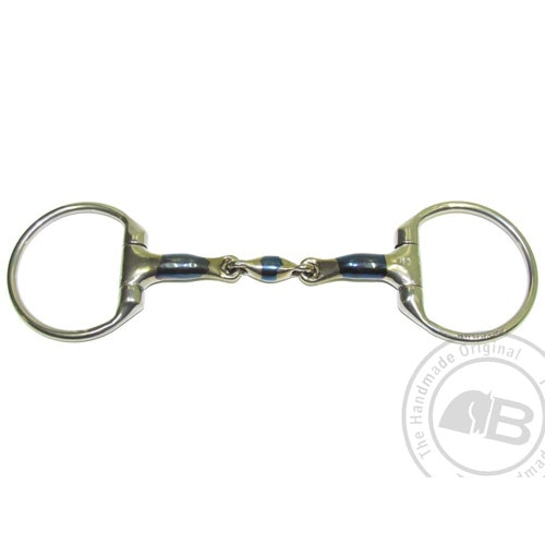 Bomers Eggbutt, Elliptical Lock Up 12 mm tjocklek