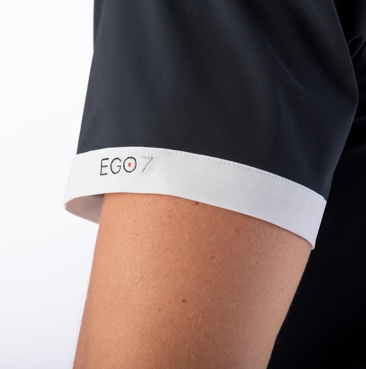 Ego7 Tävlingsskjorta Man Navy