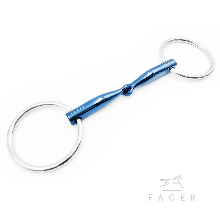 Fager Lilly FSS (Låsning) Titan Lösa ringar