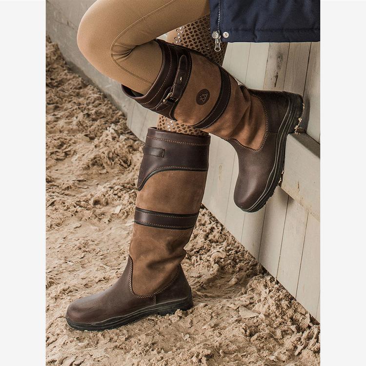 Mountain Horse Stallboots Devonshire Brun