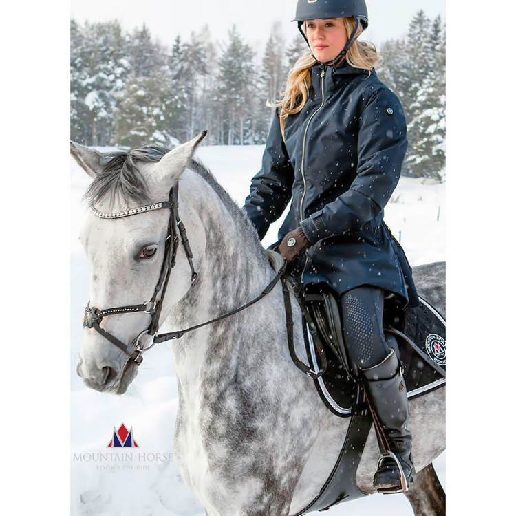 Mountain Horse Wintertide Parkas Navy