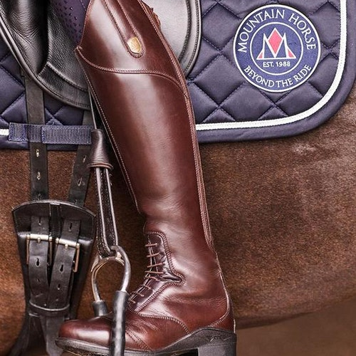 Mountain Horse Ridstövel Aurora Brun