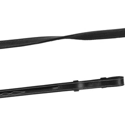 Montar Lädertyglar med Supergrip & Vita stickningar Svart