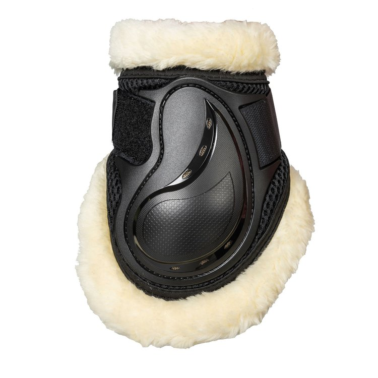 Back On Track Airflow Light Fur Fetlock Boots
