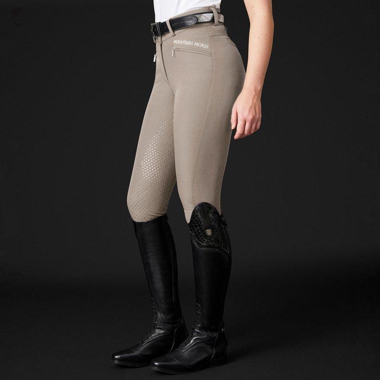 Mountain Horse Diana Ridbyxor Silikon