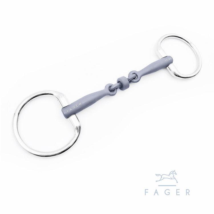 Fager Alice Titan Bridong Fasta ringar