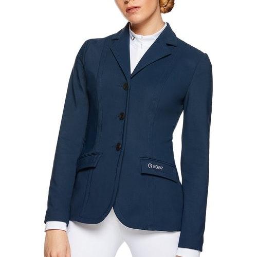 Ego7 Be Air Ladies Show Jacket - Steel Blue