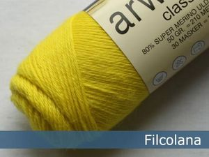 251 Electric yellow Arwetta Classic