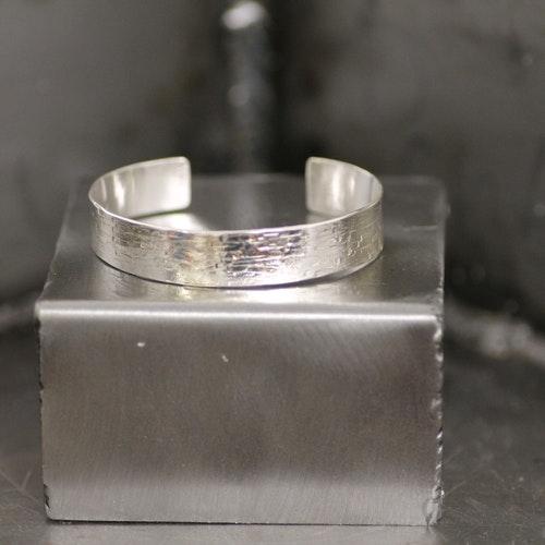 OPEN - Hamrat, öppet silverarmband