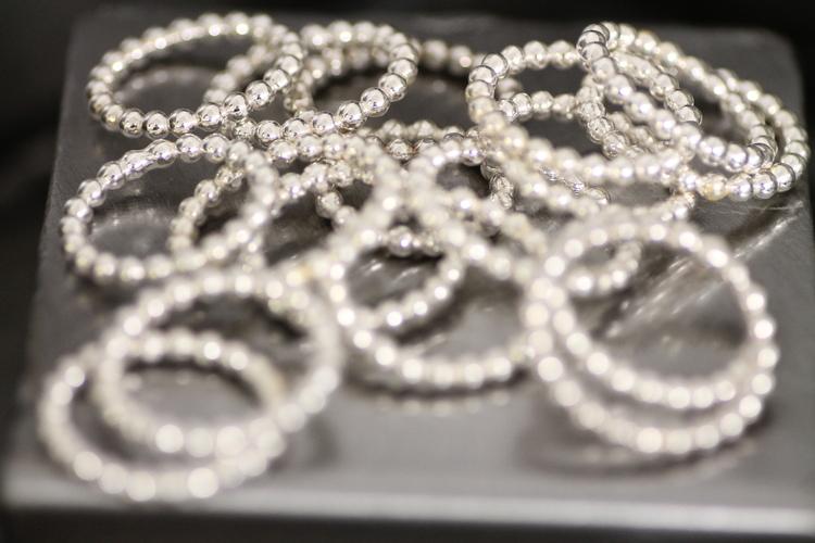 KULRING - Kulring i silver