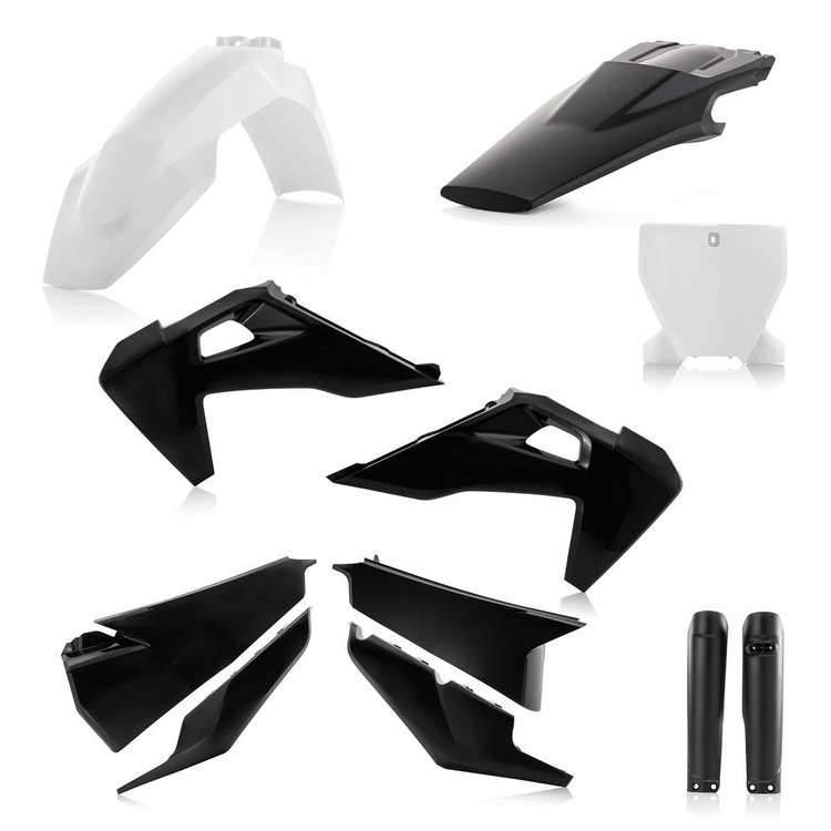 ACERBIS PLASTIC KIT FULL-KIT FC/TC 19-21
