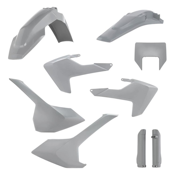ACERBIS PLASTIC KIT FULL-KIT FE/TE 17-19
