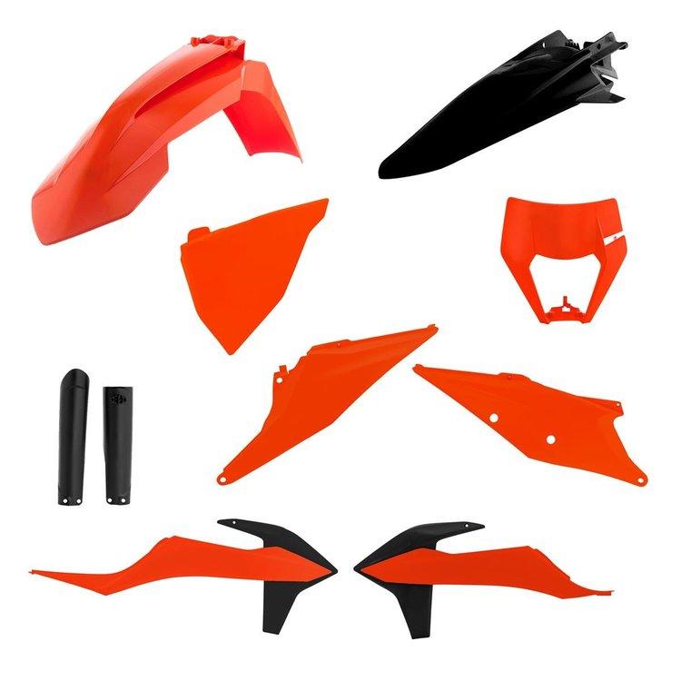 ACERBIS PLASTIC KIT FULL-KIT EXC 19-21