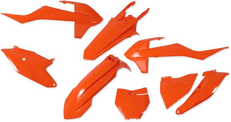 UFO PLastic Kit Orange SX85
