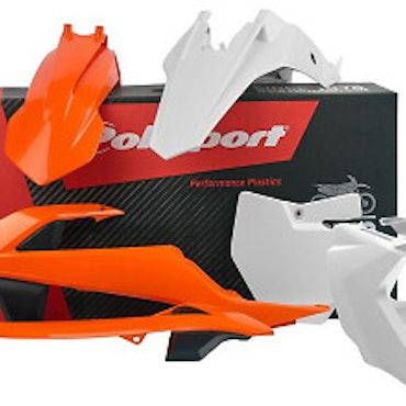 Polisport Plastic Kit OEM 16-18