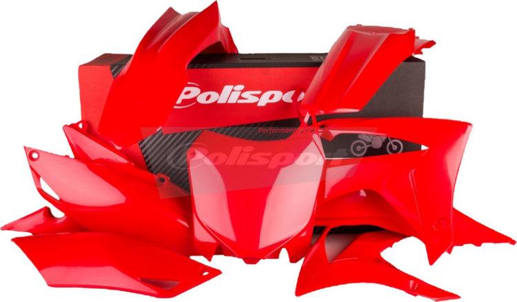 Polisport Plastic Kit 13-17