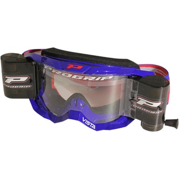 PRO GRIP GOGGLES VISTA MX AMERICA WITH ROLL OFF 3303