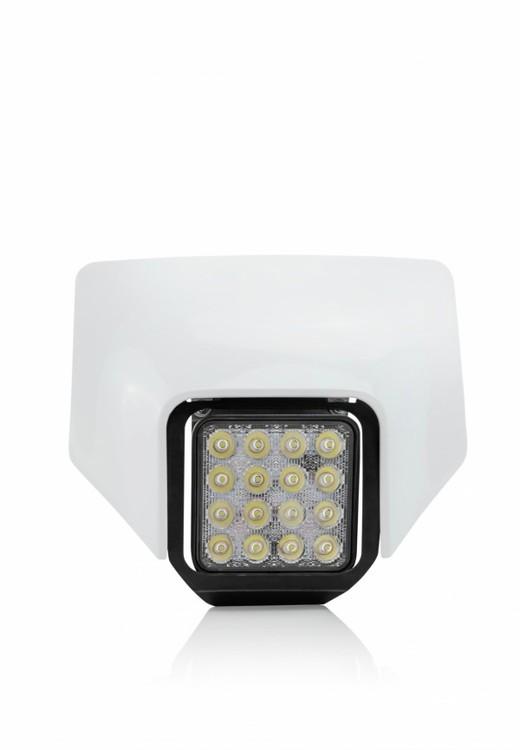 VSL HEADLIGHT REPLICA HUSKY FE/TE 17-19 - WHITE
