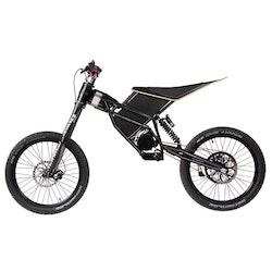 KUBERG ELECTRIC MOTORCYCLE FREERIDER 12KW 24/24 TUM