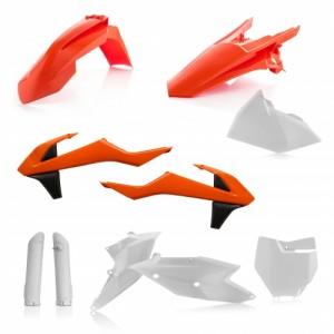 Plastkit FULL KITS KTM SX/SXF 16-18