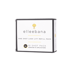 "Elleebana ""one shot lashlift"" ( 10-Pack Perm & Neutralizer )"