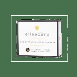 "Elleebana ""one shot lashlift"" ( 10-Pack Perm & Neutralizer )"