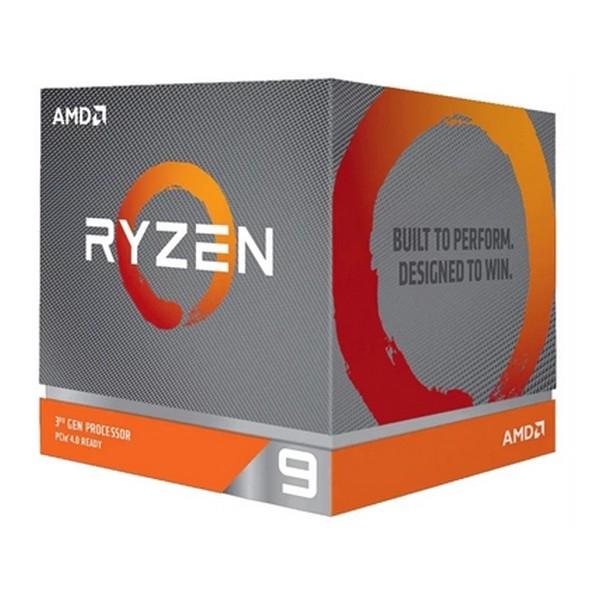AMD Ryzen 9-3900X 3.8 GHz 64 MB