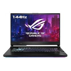 """Asus G712LW-EV010 17,3"""" i7-10750H 16 GB RAM 512 GB SSD Svart"""