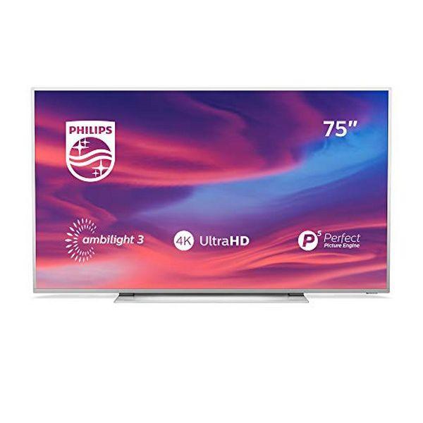 "Smart TV Philips 75PUS7354 75"" 4K Ultra HD LED WiFi Ambilight"