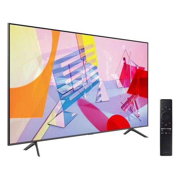 """Smart TV Samsung QE85Q60T 85"""" 4K Ultra HD QLED WiFi"""