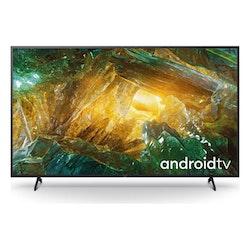 "Smart TV Sony Bravia KD75XH8096 75"" 4K Ultra HD LED WiFi"