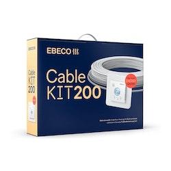 Ebeco Cable Kit 200 Golvvärme