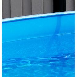 Swim & Fun Pool Liner Rund 3,5M Djup 132cm