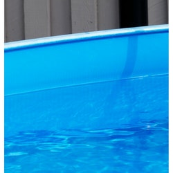 Swim & Fun Pool Liner Oval 730x375cm Djup 132cm