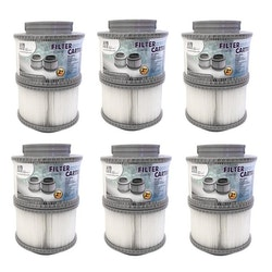 M-Spa Filter 2-Pack 6st