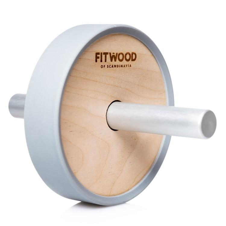 FitWood Kjerag Träningshjul trä