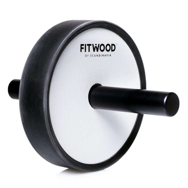FitWood Kjerag Träningshjul svart